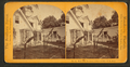 Rear view, Residence of Prof. & Mrs. H.B. Stowe, from Robert N. Dennis collection of stereoscopic views.png