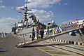 Reception with Ambassador Pyatt Aboard USS ROSS, July 24, 2016 (28505231521).jpg