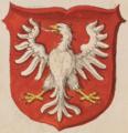 Recueil d'armoiries polonaises COA of Greater Poland crop1.png