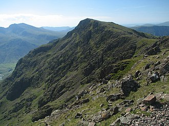 Red Pike (Wasdale) - Image: Red Pike (Wasdale) geograph.org.uk 1532354
