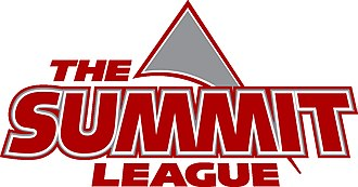 South Dakota Coyotes - Summit League logo in South Dakota's colors