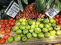 Red and Green Tomatoes at a Farmers Market.jpg