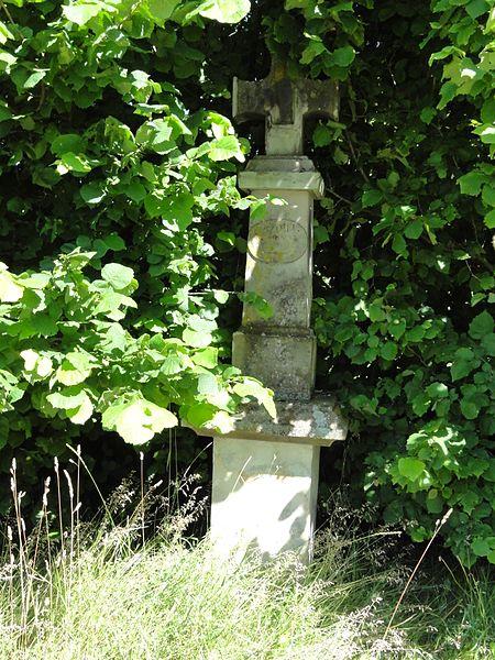 Reherrey (M-et-M) croix de chemin