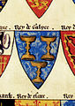 Reino de Galicia - Kingdom of Galicia - Segars Roll.jpg