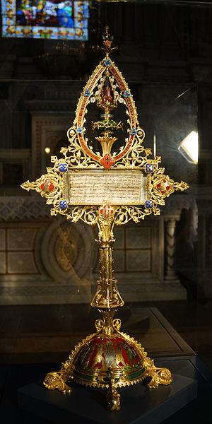 File:Reliquaire de la Sainte-Epine.jpg