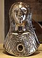 Reliquiario di san leonardo di porto maurizio, argento, xiv, xv e xvii sec.JPG