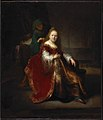 Rembrandt - A young woman at her toilet - National Gallery of Canada 21015.jpg