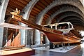 Replica of the Real, the flagship of Don Juan of Austria at the Battle of Lepanto, 1571, Museu Maritim, Barcelona (9) (31142245236).jpg