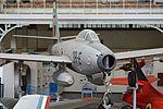 Republic F-84G Thunderjet 'FZ153 - 3-RE' (really FZ107) (34562543182).jpg