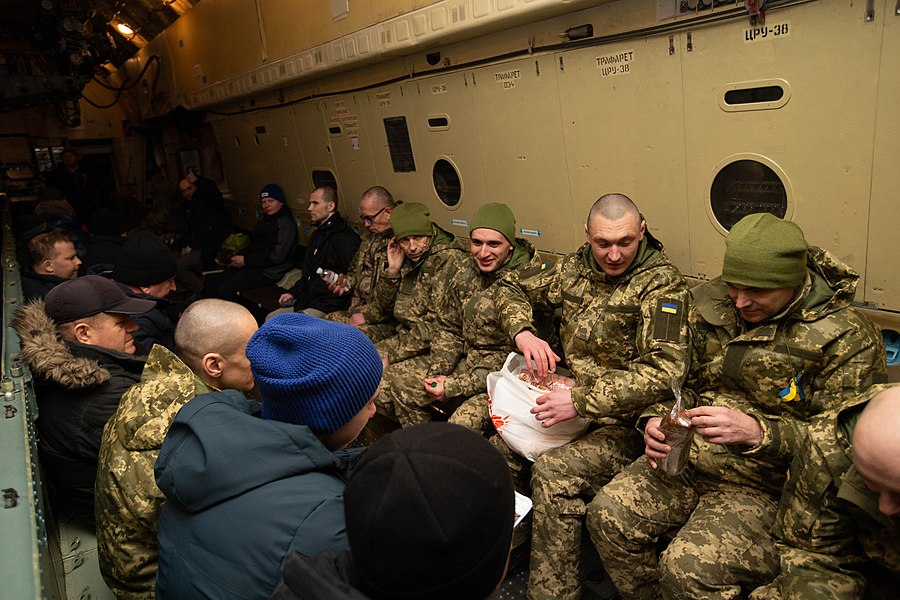 Return of liberated citizens to the territory controlled by Ukraine (2019-12-29) 081.jpg