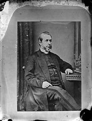 Revd William Davies, Bangor (1820-1875) (?)