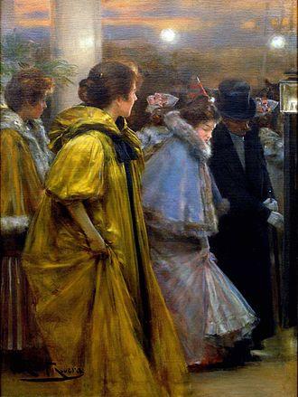 Romà Ribera - Image: Ribera Liceu Montserat