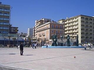Riccione Comune in Emilia-Romagna, Italy