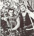 Richard Greene and Archie Duncan - Broadcasting, June 30, 1958.jpg