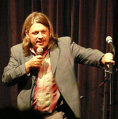 Richard Herring, As It Occurs To Me, Leicester Square Theatre 20 Jun 2011 crop