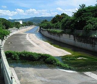 Portugués River River of Puerto Rico