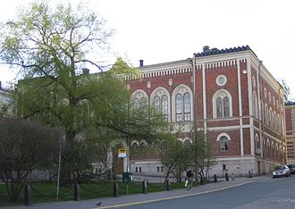 House of Nobility (Finland) - The Ritarihuone building