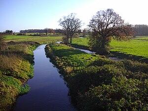 River Bure - River Bure at Aylsham