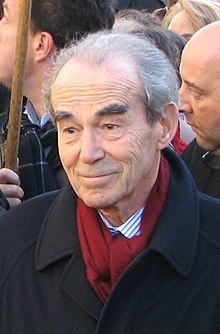 Robert Badinter en 2007.