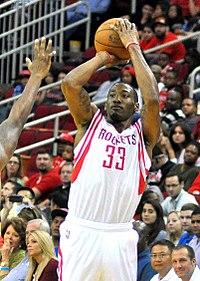 Robert Covington of the Houston Rockets (2013).jpg