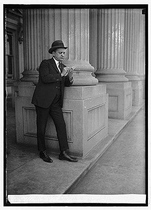Robert N. Stanfield - Stanfield in 1924