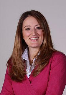 Roberta Metsola Maltese politician and MEP
