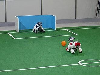 AIBO - Penalty shootout