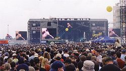 I Marilyn Manson al Rock am Ring 2003