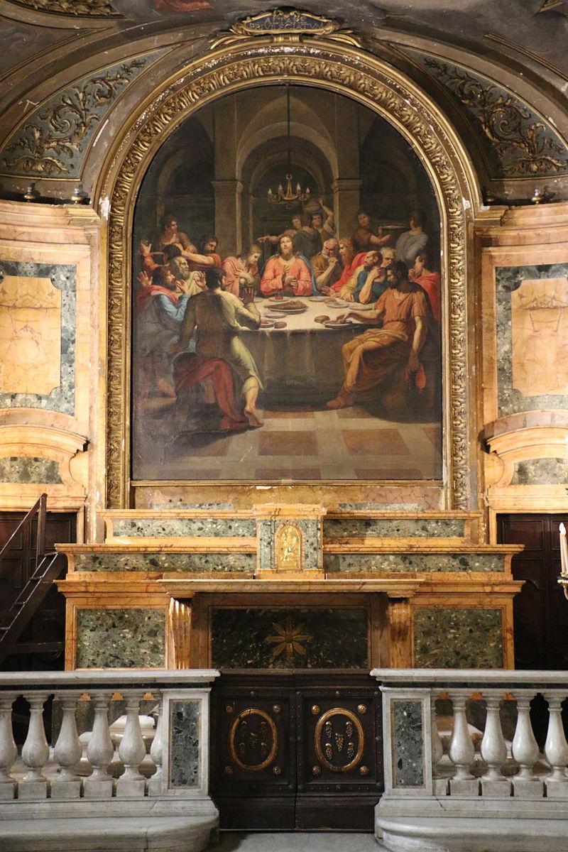 Rome, Chiesa di San Lorenzo in Damaso 005.JPG