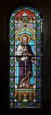 Ronsenac 16 Église vitrail Saint Paul 2014.jpg