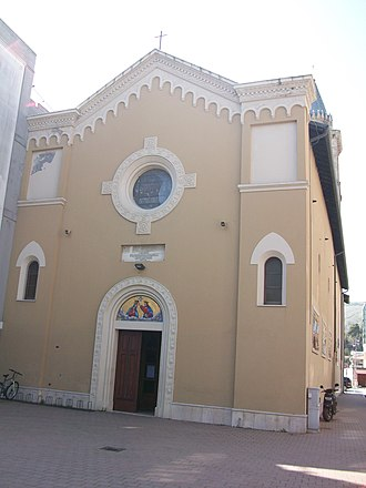 Roseto degli Abruzzi - Church of Santa Maria Assunta