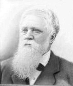 Roswell B. Mason - Image: Rosewellmason
