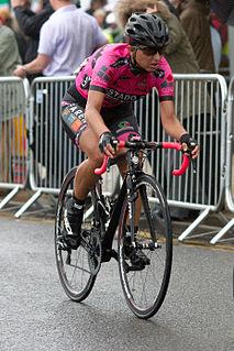Rossella Ratto cyclist