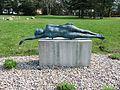 Rostock Suedstadt Bronzestatue Thomas Jastram 2012-04-14.jpg