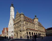 Rothenburg Ob Der Tauber Wikipedia