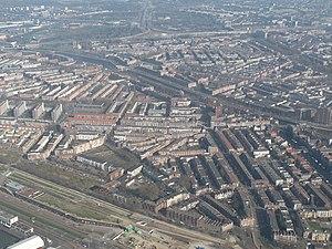 Bospolder-Tussendijken - Image: Rotterdam west foto 1 2014 03 09 10.55