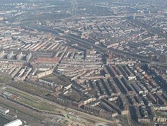 Bospolder-Tussendijken - Bospolder-Tussendijken from the sky
