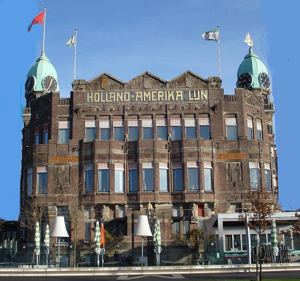 Rotterdam hotel newyork
