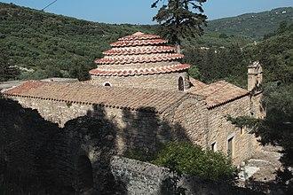 Kissamos - The Rotunda of Michael Archangelos in Episkopi - Kissamos