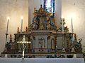 Rouffignac-Saint-Cernin église St Cernin tabernacle (1).JPG