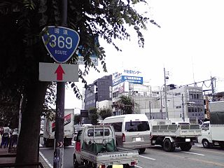 Japan National Route 369
