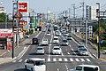 Route 208 Nambu bypass at Sadai-Minami in Honjo, Saga.jpg
