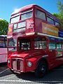 Routemaster bus RM1058 London Central 36 204 UXJ Metrocentre 2009 (2).JPG