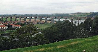 George Barclay Bruce - Royal Border Bridge