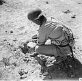 Royal Engineers at work in the Western Desert E12778.jpg