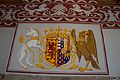 Royal coat of arms, Stirling Castle (15064148199).jpg