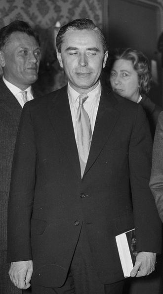 Rudolf Firkušný - Rudolf Firkušný in 1960