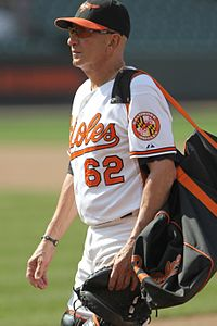 Rudy Arias, Baltimore Orioles bullpen catcher.jpg
