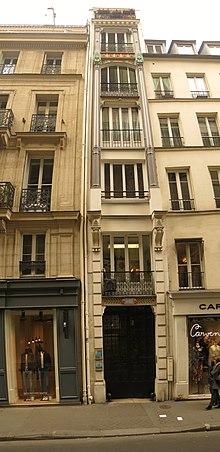 Brothels In Paris Wikipedia
