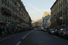 image illustrative de l'article Rue du Faubourg-Saint-Denis